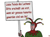 Cartoon: Feinde des Lachens (small) by thalasso tagged massaker,attentat,frankreich,paris,charlie,hebdo,satire,zeitschrift,satirezeitschrift,toleranz,karikatur,cartoon