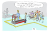 Cartoon: Eine Frage der Kondition (small) by darkplanet tagged fitness,sport,laufen,joggen,mord,studio,fitnesscenter