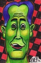 Cartoon: King Me Mitt Romney (small) by Tzod Earf tagged mitt,romney,republican,governor,united,states,president,money,wealth,mormon