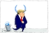 Cartoon: trump und die uno (small) by leopold maurer tagged trump,donald,usa,uno,rede,united,nations,präsident