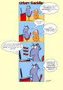 Cartoon: Golden oldie (small) by Danno tagged urbangerbils,comicstrip,humour,funny,comic,panelstrip