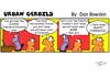 Cartoon: URBAN GERBILS. Facebook (small) by Danno tagged urban,gerbils,cartoon,comic,strip,funny,newspapers,weekly,published,humor
