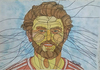 Cartoon: Hossam Ghaly (small) by omar seddek mostafa tagged hossam,ghaly