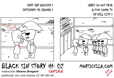 Cartoon: Black Sin Story 2 ES (medium) by morticella tagged bsses,morticella,anime,manga,comics,comico,free,gratis