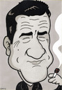 Cartoon: Robert DeNiro (small) by Ca11an tagged robert,deniro,caricature,movie,star,midnight,run,godfather,goodfellas