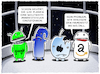 Cartoon: ...globale Mindeststeuer... (small) by markus-grolik tagged g20,mindeststeuer,digitalunternehmen,finanzminister,facebook,google,amazon,apple,steuer,welt,weltall,mond,mars,usa,us,trump,nasa,firmensitz,steuerschlupfloch,bruno,le,maire,fukuoka