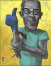 Cartoon: zombie proctology (small) by greg hergert tagged zombie,proctology,greg