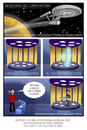 Cartoon: Star Trek delivery (small) by Juan Carlos Partidas tagged star,trek,series,tv,enterprise,scotty,space,ship,science,fiction,pizza,delivery,food,transporter,transportador,viaje,las,estrellas,nave,espacial,espacio,ciencia,ficcion,serie,television