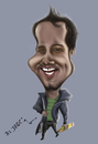 Cartoon: Ionut Bucur (small) by jaime ortega tagged ionut,bucur