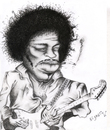 Cartoon: Jimi Hendrix (small) by jaime ortega tagged guitarrista,jimi,hendrix