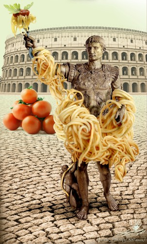 Cartoon: Spagetti AugustusCaesarImperator (medium) by LuciD tagged spagetti,augustus,caesar,imperator,et,circenses,contrasts,pizzapitch,panem,via,con,pomodoro,colosseum,gladiator,circus,lucido5,surrelism,times,art,nature,creation,god,divin,zodiac,love,peace,humor,world,fasion,sport,music,real,animals,happy,holy,drawings,cartoon,pictures,photo,cool,mony,football,life,live,sky,flower,light,water,high,tags,lol,friend,children,xxx,tv,ue,3d,q8,pc,usa,nude,paradoxe