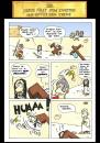 Cartoon: Passion Part 7 (small) by Marcus Trepesch tagged jesus,irony,iron,funnies,fun