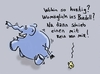 Cartoon: Hurtig ins Bordell (small) by Ludwig tagged elefant,küken,bordell,prostitution,anschaffen,freier,geschlechtsverkehr