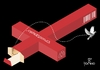 Cartoon: fixation cross (small) by Tonho tagged crucifixion,fixation,cross