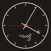 Cartoon: it is four five (small) by Tonho tagged clock