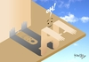 Cartoon: The jump (small) by Tonho tagged jump