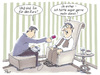 Cartoon: Euros (small) by POLO tagged euro,finanzkrise,geld,interview