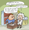 Cartoon: Einstein in Turkey (small) by Musluk tagged einstein,in,turkey