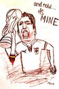 Cartoon: Got ya!!! (small) by mecco tagged sport,luis,suarez,wm,2014,world,cup,funny,luissuarez