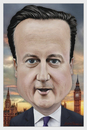Cartoon: Cameron. (small) by Maria Hamrin tagged caricature,british,politician,leader,chief,conservative,party,tories,uk,britain,england,london,gordon,brown,nato,eu,brexit