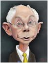 Cartoon: Herman Van Rompuy. (small) by Maria Hamrin tagged caricature,chief,leader,eu,bryssel,belgien