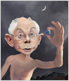 Cartoon: Herman Van Rompuy. (small) by Maria Hamrin tagged caricature,eu,leader,chief,belgium,brussels,luxemburg,strasbourg,euro,bilderberg,barroso,ashton,farage,ring
