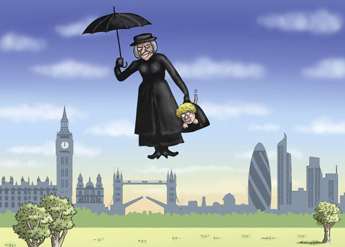 MAY POPPINS BORIS