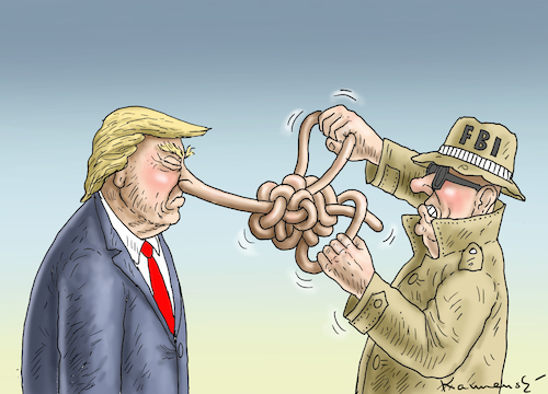 Cartoon: TRUMPLIAR (medium) by marian kamensky tagged obama,trump,präsidentenwahlen,usa,baba,vanga,republikaner,inauguration,demokraten,wikileaks,faschismus,obama,trump,präsidentenwahlen,usa,baba,vanga,republikaner,inauguration,demokraten,wikileaks,faschismus