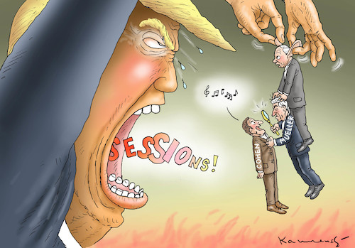 Cartoon: WÜTENDER TRUMP (medium) by marian kamensky tagged trump,versus,erdogan,lira,türkei,sanktionen,erdogans,iphone,boykott,trump,versus,erdogan,lira,türkei,sanktionen,erdogans,iphone,boykott