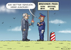 Cartoon: BRENNER Pass (small) by marian kamensky tagged brenner,pass,österreich,italien