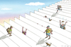 Cartoon: Curiously Travels (small) by marian kamensky tagged humor