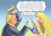 Cartoon: FOX NEWS INTERVIEW (small) by marian kamensky tagged obama,trump,präsidentenwahlen,usa,baba,vanga,republikaner,inauguration,demokraten,wikileaks,faschismus,manafort,cohen,fox,news,interview