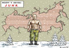 Cartoon: JUNK PUTIN (small) by marian kamensky tagged moodys,rating,putin,ukraine,junk,ramsch,russland