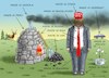 Cartoon: MAKE COAL GREAT AGAIN (small) by marian kamensky tagged obama,trump,präsidentenwahlen,usa,baba,vanga,republikaner,inauguration,demokraten,wikileaks,faschismus
