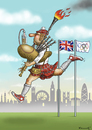 Cartoon: Olympia 2012 in London (small) by marian kamensky tagged olympische,spiele,2012,in,london