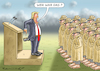 Cartoon: SUCHE NACH DEM WHISTLEBLOWER CIA (small) by marian kamensky tagged selenskyj,ukraine,rüstungsgeld,trump,wahllampfhilfe,joe,biden,amtsenthebungsverfahren