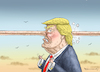 Cartoon: TRUMPLIAR (small) by marian kamensky tagged obama,trump,präsidentenwahlen,usa,baba,vanga,republikaner,inauguration,demokraten,wikileaks,faschismus
