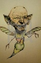 Cartoon: ....insectopia? (small) by florian 31 tagged illustrationdrawing