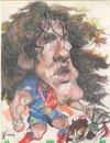 Cartoon: Carles Puyol (small) by RoyCaricaturas tagged caricaturas,famosos
