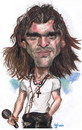 Cartoon: Juanes (small) by RoyCaricaturas tagged juanes,colombia,music,cartoon