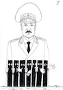 Cartoon: Elections in Belarus (small) by paolo lombardi tagged belarus,lukashenko