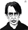 Cartoon: Steve Buscemi (small) by paolo lombardi tagged actor