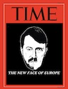 Cartoon: TIME fake cover (small) by paolo lombardi tagged italy,europe