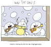 Cartoon: Das Kulturrätsel (small) by fussel tagged rock,schnee,flocke,fenster,winter,musik