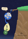 Cartoon: economy (small) by abdullah tagged coronavirus economy covid19