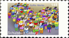 Cartoon: Briefmarke Coburg 11 (small) by SoRei tagged regional,insider,briefmarke,coburg,schulen
