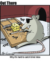 Cartoon: blind mice (small) by George tagged blind,mice