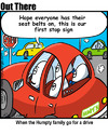 Cartoon: humpty family (small) by George tagged humpty,family