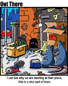 Cartoon: Rat hole (small) by George tagged rat,hole