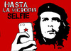 Cartoon: Hasta Selfie (small) by Carma tagged che,guevara,selfie
